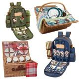 Picnic Baskets & Backpacks