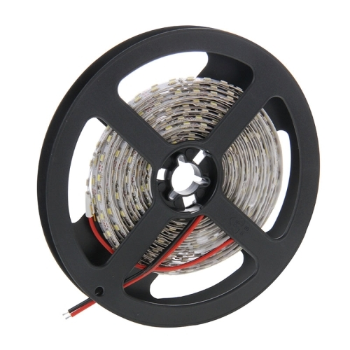 12W Bare Board White & Warm White Light LED 3014 SMD Rope Light, 120 LED/m, Length: 5m, Wide: 5mm