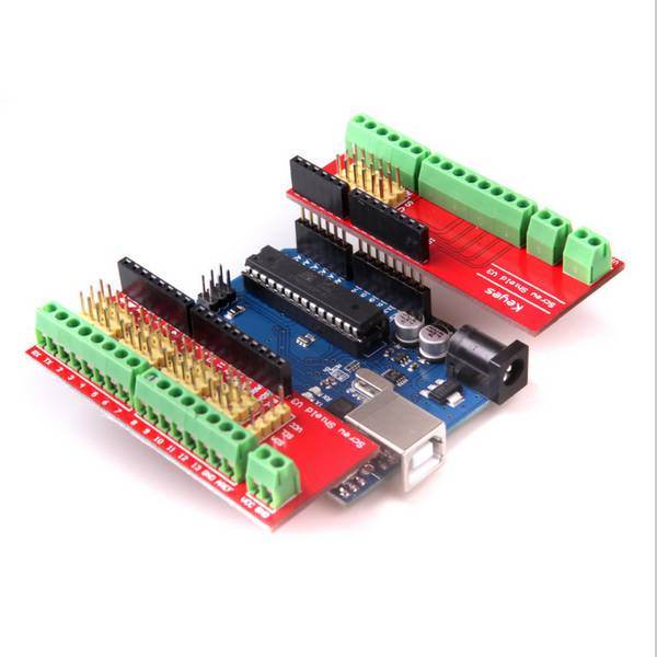 Screw shield v terminal expansion board for arduino