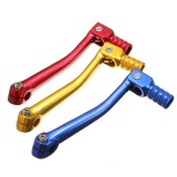CNC Folding Gear Shift Lever Hanging Drop Resistance Lever For Pit Dirt Bike 50cc 110cc 125cc 140cc