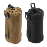 Outdoor Tactical Military Camping Hiking Bag Water Bottle Bag Kettle Pouch