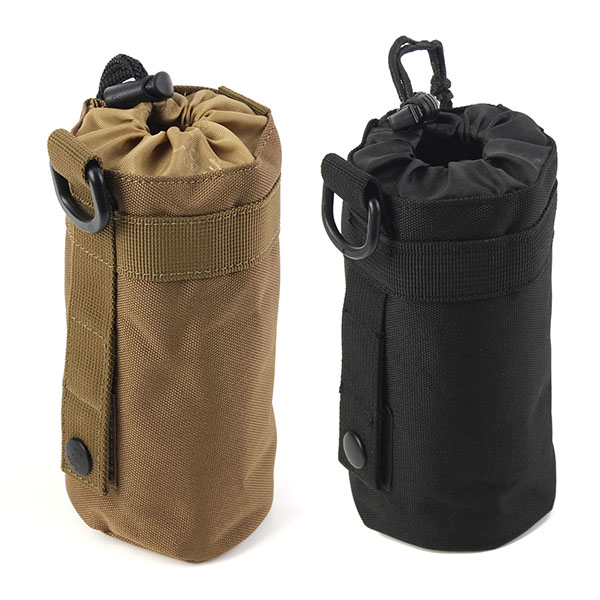CQC Outdoors Camping Hiking Military Water Bottle Pouch Bag Kettle Holder