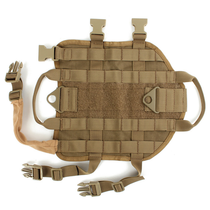 Tactical dog vest - photo#11
