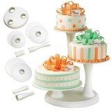 Wedding Cake Stands & Plates