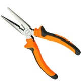 JAKEMY JM-CT1-4 8 Inch Sharp-nose Pliers Long Nose Pliers needle nose Pliers