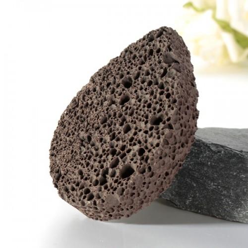Water Drop Natural Volcanic Lave Pumice Foot File Stone Dead Skin Callus Remover Scruber Pedicure