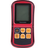 GM1312 Digital Thermometer Dual-channel LCD Display Temperature Meter Tester for K/J/T/E/R/S/N Thermocouple
