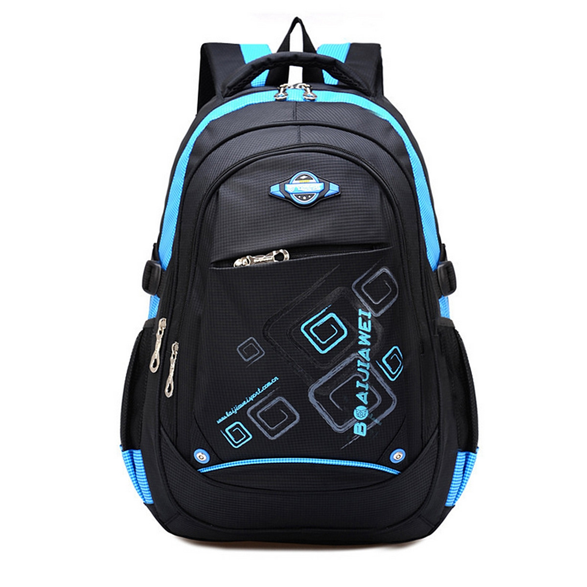 83ba9a4345 Waterproof Children School Bag Girls Boys Travel Backpack Shoulder Bag. 3.  ...