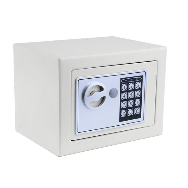 Digital Electronic Safe Security Box Wall Jewelry Cash Lock Keypad Safes Home Treasure Security Safe Box