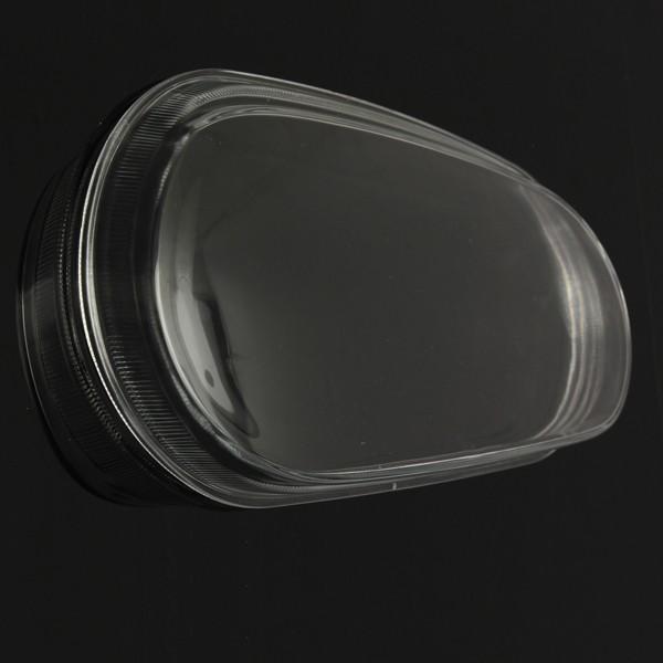 Right passenger Side Glass Headlight Lens Housing For 99 ...