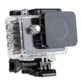Transparent Lens Filter for SJCAM SJ5000 Sport Camera & SJ5000 Wifi & SJ5000+ Wifi Sport DV Action Camera (Grey)
