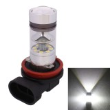 MZ H11 3000LM 100W LED White Light Car Front Fog Light / Daytime Running Light / Headlamp Bulb, DC 12-24V