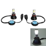 H8/H9/H11-5HL-40W 4000lm / 6000K Car LED Headlight, White Light, DC 9-36V, Pack of 2