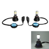 9006-5HL-40W 4000lm / 6000K Car LED Headlight, White Light, DC 9-36V, Pack of 2