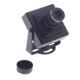 Mini HD 700TVL 1/3 inch 3.6mm Lens CCTV Security FPV Color Camera, NTSC System
