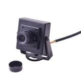 Mini HD 700TVL 1/3 inch 3.6mm Lens CCTV Security Video FPV Color Camera, NTSC System