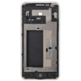 Full Housing Cover Replacement (Front Housing LCD Frame Bezel Plate + Rear Housing Replacement) for Samsung Galaxy A3 / A300 (White)