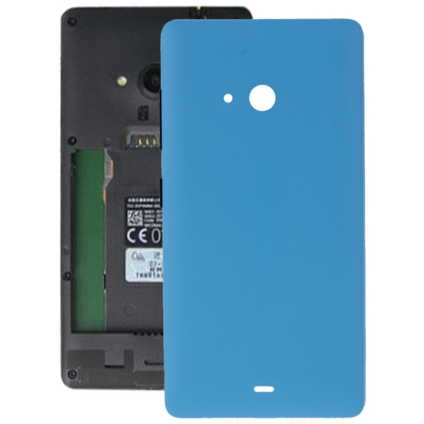 san francisco 55b10 8e51d Battery Back Cover Replacement for Microsoft Lumia 540 (Blue)