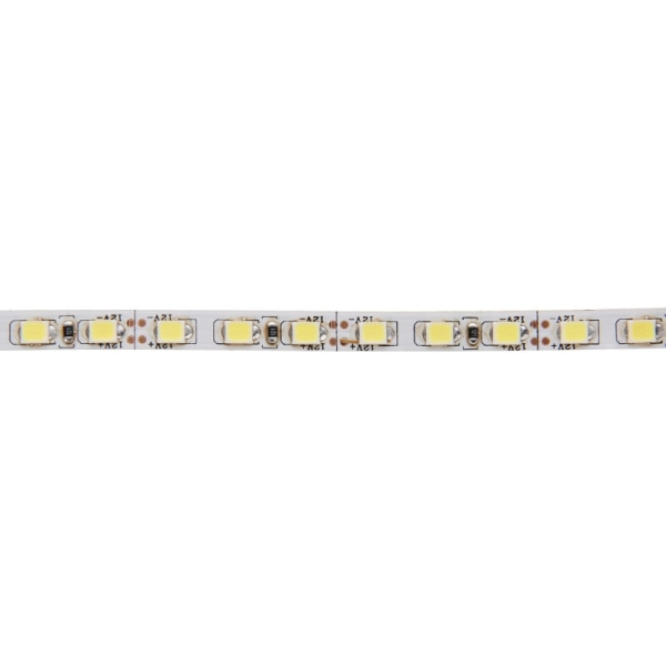 12W Bare Board White Light LED 2835 SMD Rope Light, 120 LED/m, Length: 5m, Wide: 5mm