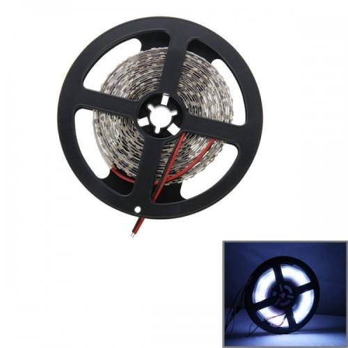 12W Bare Board White Light LED 3014 SMD Rope Light, 120 LED/m, Length: 5m, Wide: 5mm