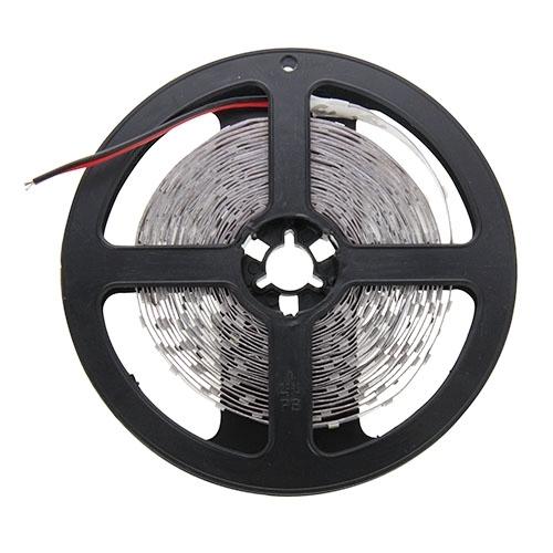 14W Bare Board White Light LED 5630 SMD Rope Light, 60 LED/m, Single Board, Length: 5m, Wide: 8mm