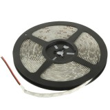 Epoxy Waterproof White Light LED 3528 SMD Rope Light with EU Plug Power Supply, 60 LED/m, Length: 5m