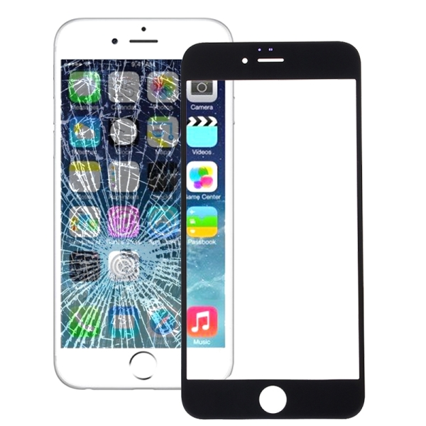 Front Screen Cover Plate Outer Glass Lens For Iphone 6s
