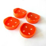 ZMR250 Motor Cover Protection Black Orange For Multicopter Quadcopter 2204 2205 2206 2208 Motor