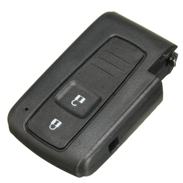 2 Buttons Smart Remote Key Keyless Entry Case Shell Fit ...