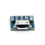 50Pcs CJMCU Micro USB Interface Board Power Switch Interface