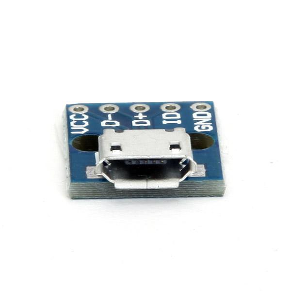 50Pcs CJMCU Micro USB Interface Board Power Switch Interface