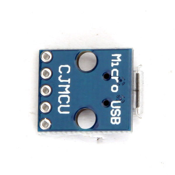 20Pcs CJMCU Micro USB Interface Board Power Switch Interface