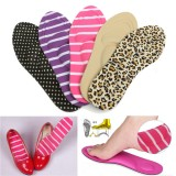 Sponge Insoles Feet Care Massage Arch Shoe Inserts Shoes Pads Cushion for High Heels