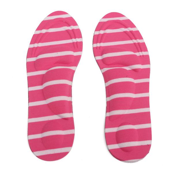 sponge insoles care arch shoe inserts shoes