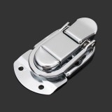 10pcs Spring Draw Toggle Latch Chest Box Suitcase wooden Box Buckle Aluminum Box Accessories