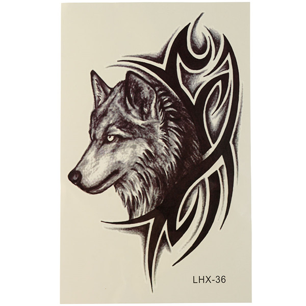 1c4b92279 Wolf Head Tattoo Stickers Waterproof Temporary Sexy Body Art Beauty Makeup  · dcf9f0e2-aa35-455c-be5f-193b84ac32f6.jpg ...