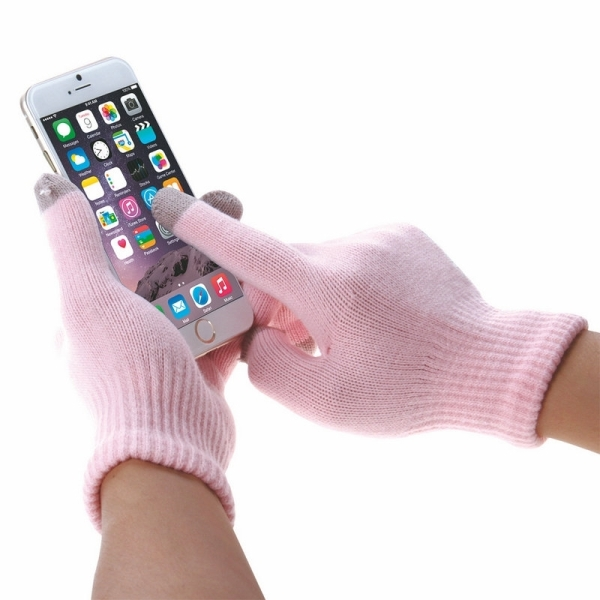 HAWEEL Womens Three Fingers Touch Screen Gloves for iPhone 6s   6s Plus   iPhone  6 1dbb8a50b7