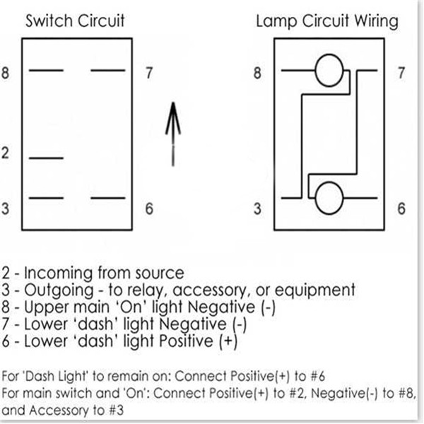 C Ed Dfa F E Affb C on led light bar rocker switch wiring diagram