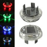 4 Modes 12 LED Car Auto Solar Energy Flash Wheel Tire Rim Light Lamp