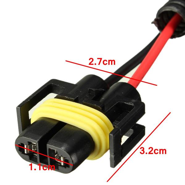 h11 880 relay wiring harness xenon hid conversion kit add on car fog rh alexnld com Headlight Wiring Harness Diagram Headlight Wiring Harness Diagram