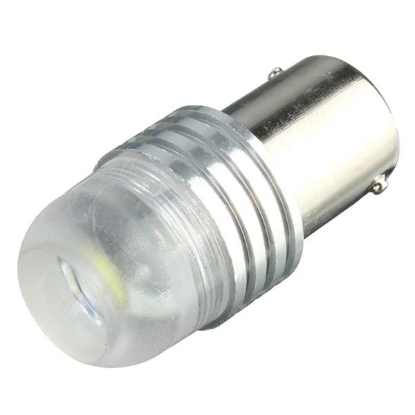 White 3W DC 12V 1156 BA15S P21W CREE Q5 LED Car Bulb Reverse Light