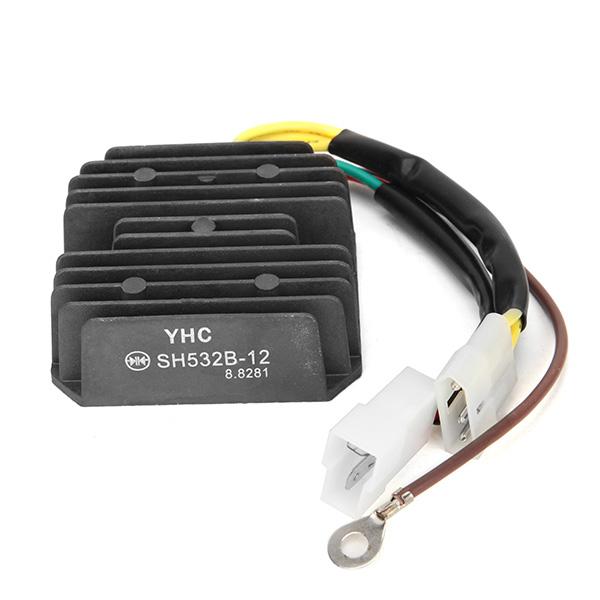 motorcycle voltage regulator rectifier sh532b