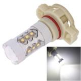 MZ H16 80W 4000LM White Light 16 CREE XT-E LED Car Daytime Running Light Front Fog Light Bulb, DC 12-24V