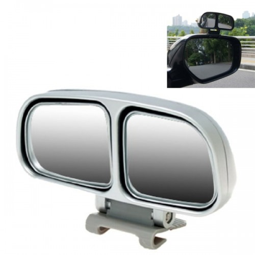 Right side rear view blind spot mirror universal adjustable wide angle