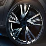 Universal Decorative Scratchproof Stickup 8M Flexible Car Wheel Hub TRIM Mouldings Decoration Strip (Black)