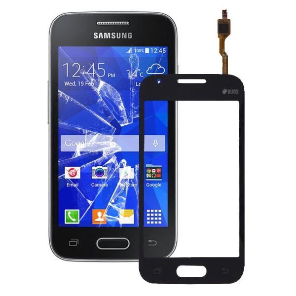 Touch Screen Replacement for Samsung Galaxy V Plus / G318 (Black)