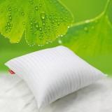 2 Size Striped Vacuum Compression Pillow Core Square Pillow Inner Cushion Insert Sofa Decor