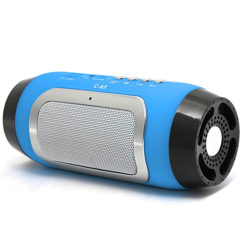 Portable Mini Wireless Stereo Bluetooth Speaker For IPhone