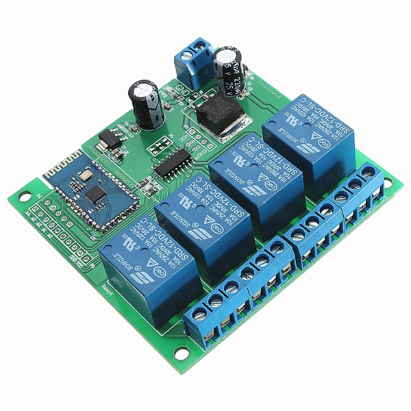 Da Daf C A A C Fadbed on Arduino Relay Module 12v
