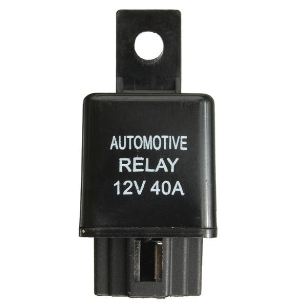 Car Auto Relay 4 Pin Spst Alarm Relay Automotive Van Boat